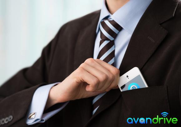 Avandrive Cloud in Your Pocket